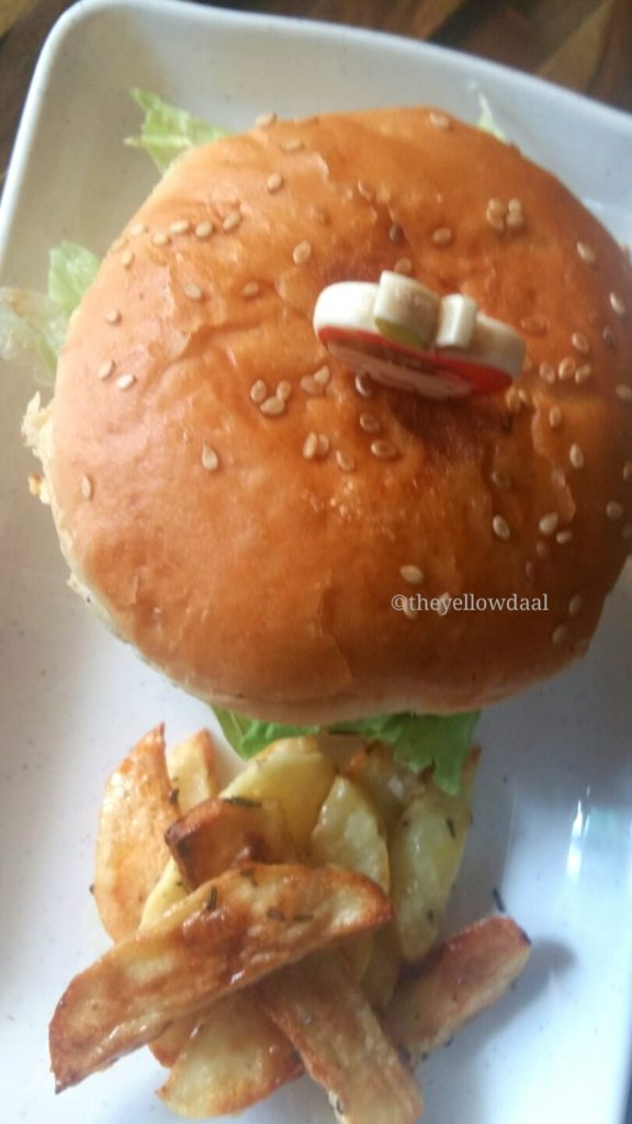 Burger-Closeup