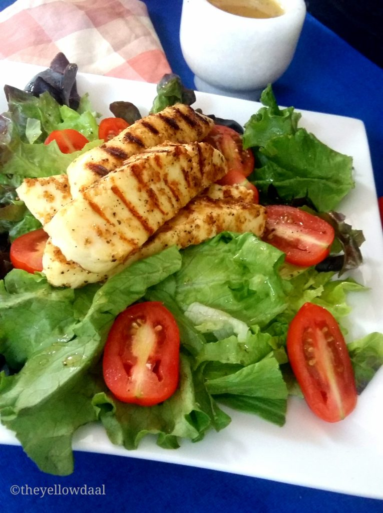 Grilled-Paneer-Salad-Cottage-Cheese