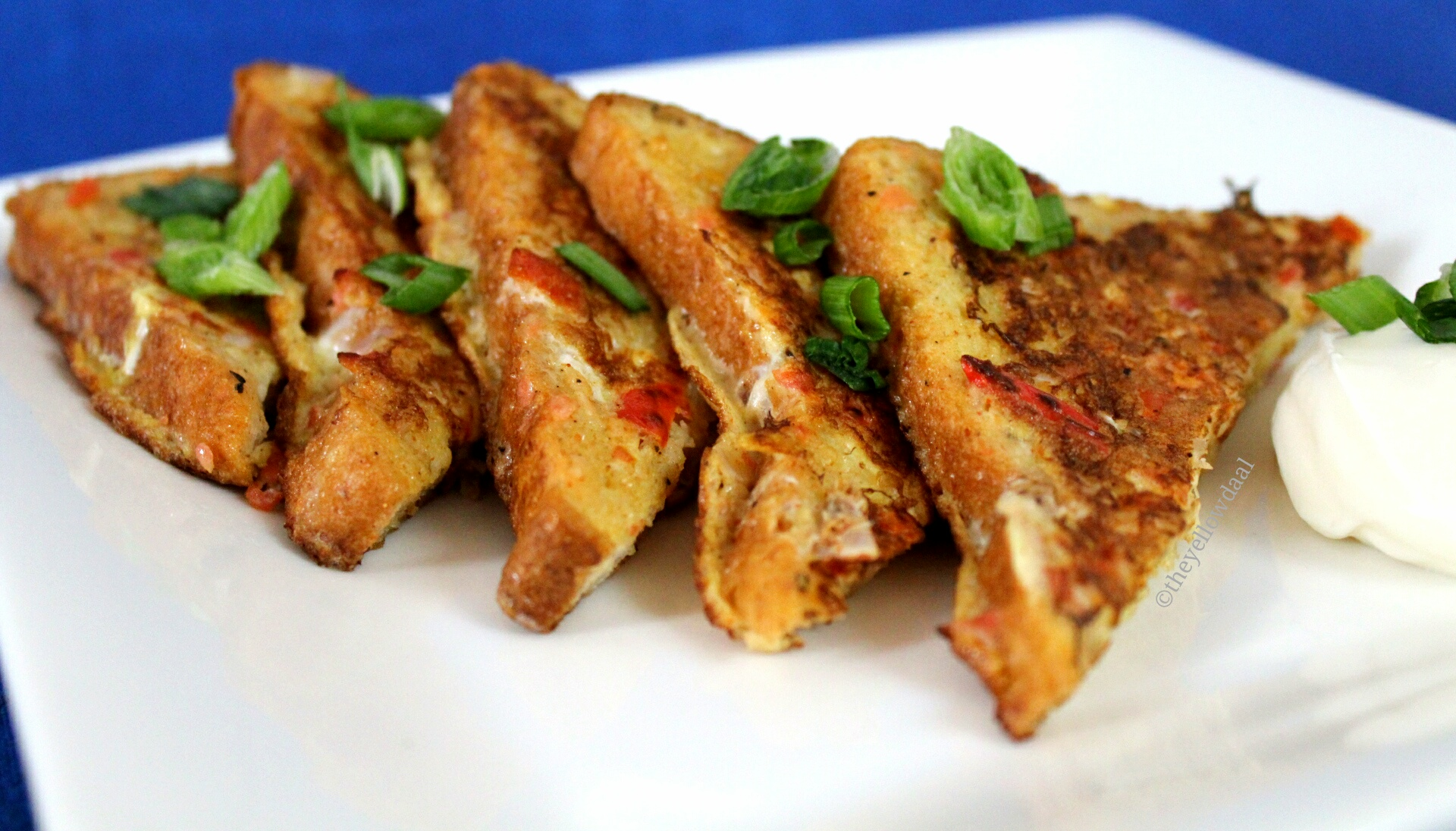 Indian-Spiced-Masala-French-Toast