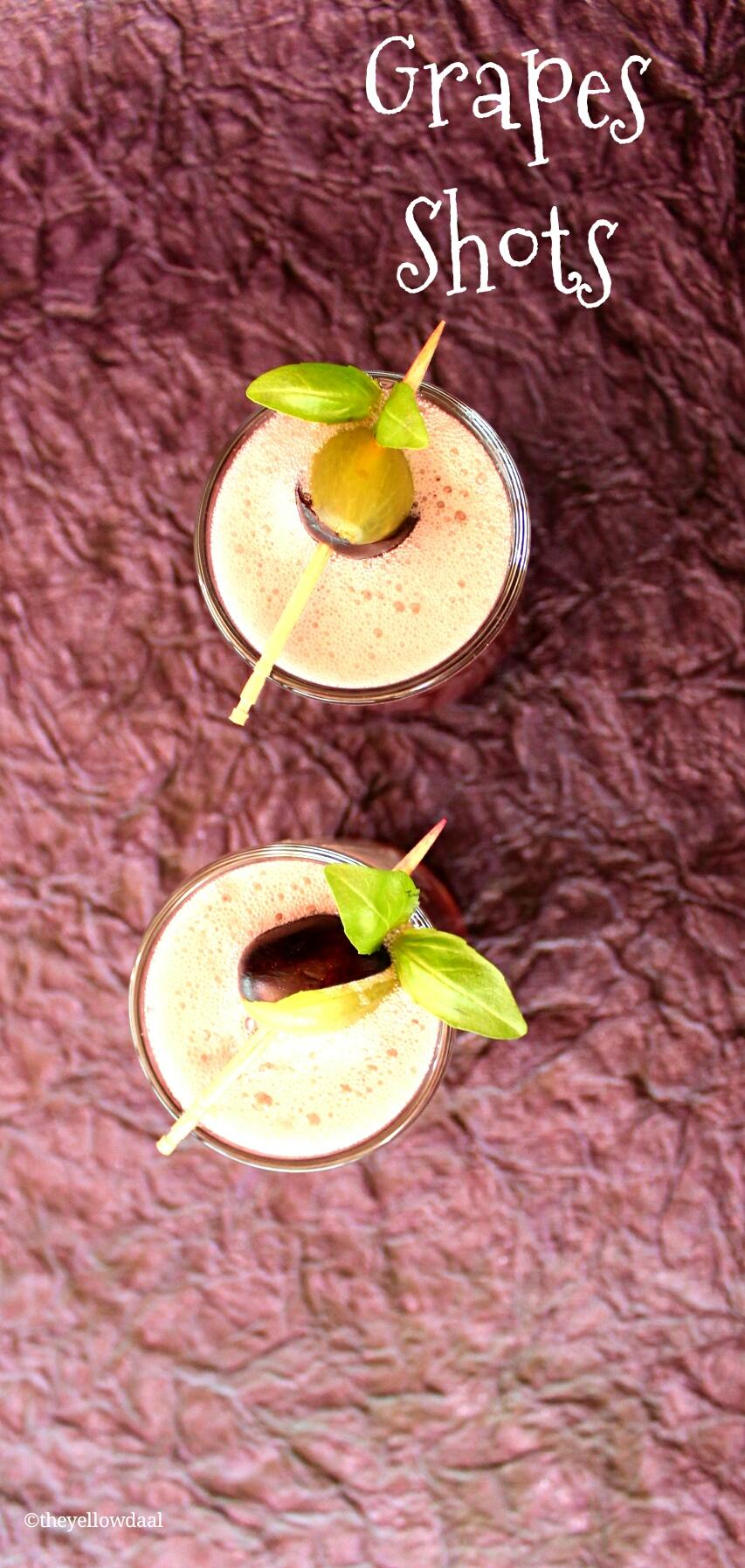 Grapes-Shot