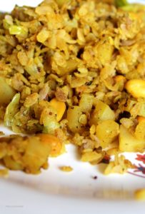Potato-Lemon-Mint-Red-Poha
