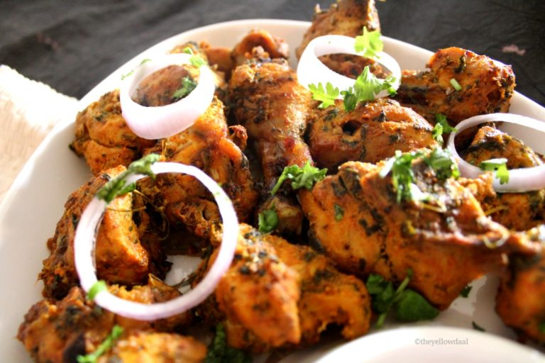 oven-baked-methi-chicken-tikka
